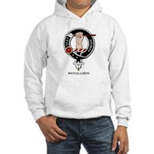 McCulloch Clan Crest Badge Hoodie