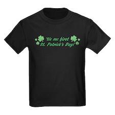 'tis me first St. Patrick's D T