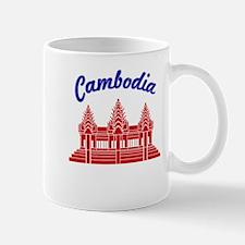 Cambodia Colors Mug