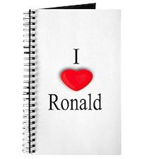 Ronald Journal