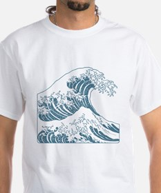 The Great Wave (Blue) Shirt