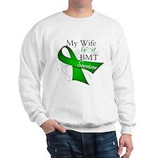 WifeBMTSurvivor Sweatshirt