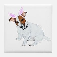 Jack Rabbit Tile Coaster