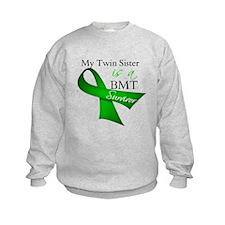 Twin Sister BMT Survivor Sweatshirt