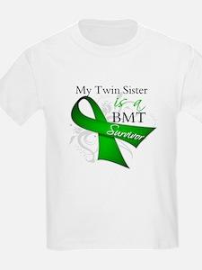 Twin Sister BMT Survivor T-Shirt