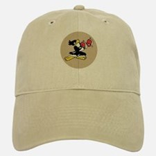 Fighting Eagles - 4th FG, 334th FS Baseball Baseball Cap