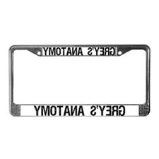 Ambulance Grey's Anatomy License Plate Frame