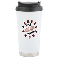 Jersey Shore Fist Pump Travel Mug