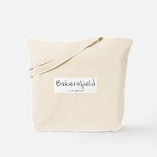 Bakersfield Signature Tote Bag