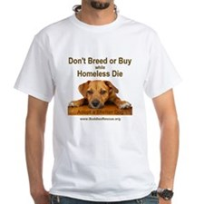 Adopt a Shelter Dog Shirt