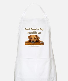 Adopt a Shelter Dog Apron