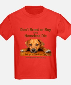 Adopt a Shelter Dog T