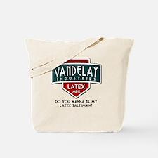 Movie Humor Vandelay Seinfeld Tote Bag