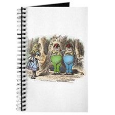 Tweedledum and Tweedledee Journal