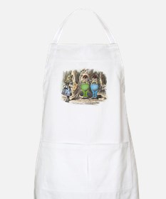 Tweedledum and Tweedledee Apron