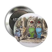 "Tweedledum and Tweedledee 2.25"" Button (10 pa"
