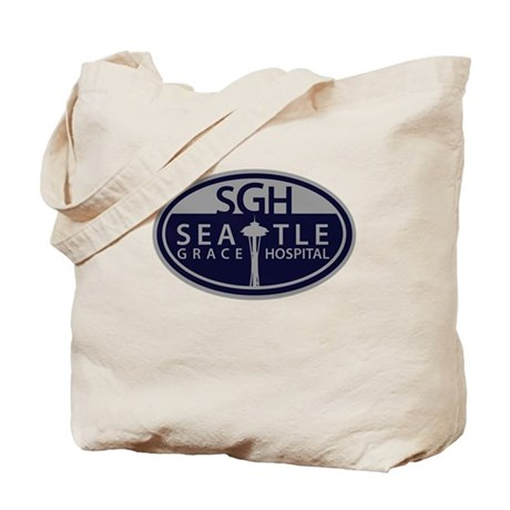 SGH Seattle Grace Hospital Tote Bag