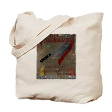 The Sopranos The Cleaver Tote Bag