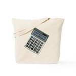 Humor Calculator Awesome Tote Bag