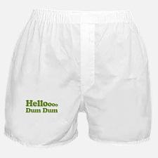 College Humor Great Gazoo Boxer Shorts