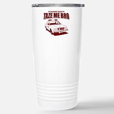College Humor Yaze Me Bro Travel Mug