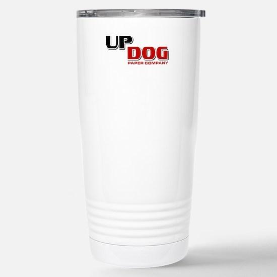 College Humor Up Dog Stainless Steel Travel Mug