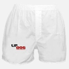 College Humor Up Dog Boxer Shorts