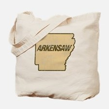 College Humor Arkansas Tote Bag