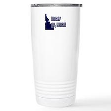 Idaho No Udaho Travel Mug