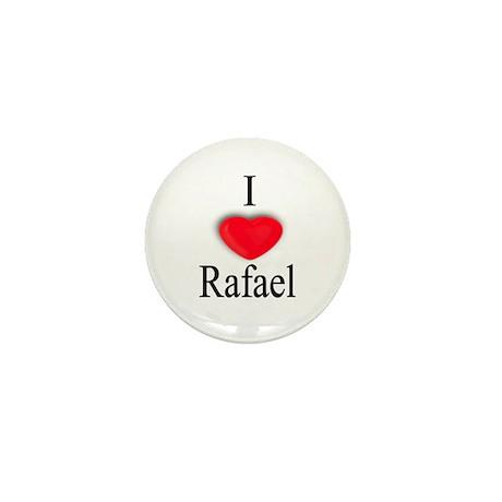 Rafael Mini Button