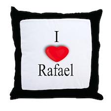Rafael Throw Pillow