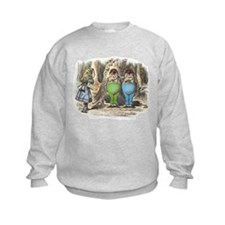 Tweedledum and Tweedledee Sweatshirt