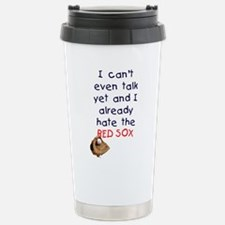 Baby Humor RedSox Hater Travel Mug