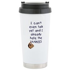 Baby Humor shirts Yankees Hater Travel Mug