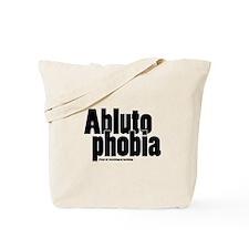 Ablutophobia Tote Bag