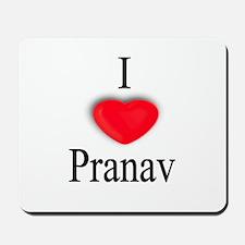 Pranav Mousepad