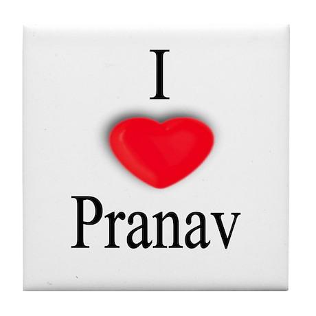 Pranav Tile Coaster