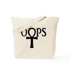 Lost TV Eternal OOPS Ankh Tote Bag