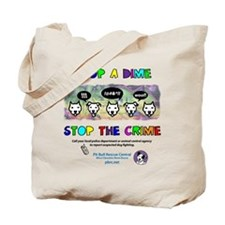 Drop A Dime Tote Bag