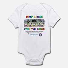 Drop A Dime Infant Bodysuit