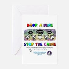 Drop A Dime Greeting Cards (Pk of 20)