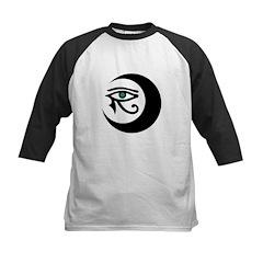 LunaSees Logo Kids Baseball Jersey