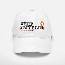 MS/Multiple Sclerosis Baseball Baseball Cap