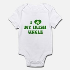 I Love My Irish Uncle Infant Bodysuit