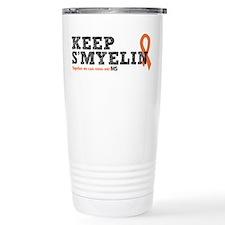 Cute Support multiple sclerosis Travel Mug
