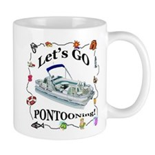 Pontoon Boating Mug