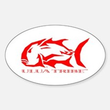 Ulua Tribe Decal