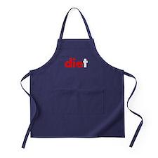 die diet Apron (dark)