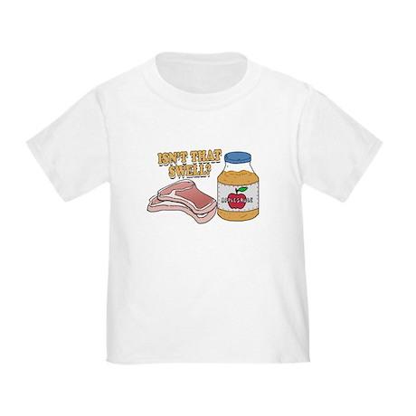 Pork Chops and Applesauce Toddler T-Shirt