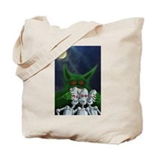 Robo Smash Tote Bag